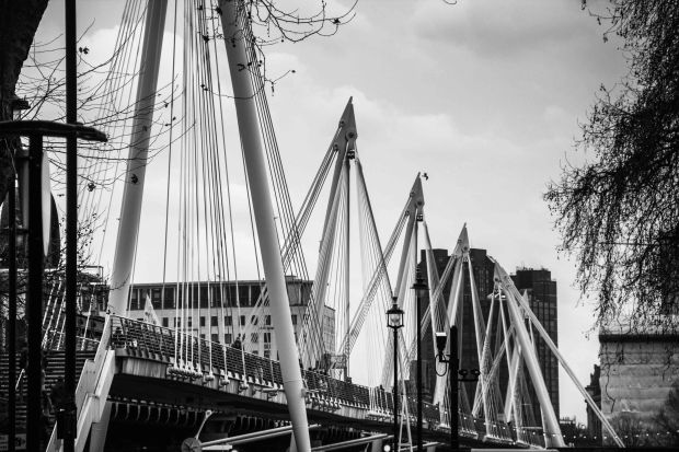 Hungerford Bridge 2